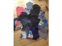 Large bag of men's clothes