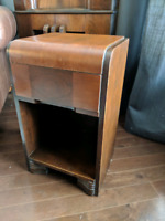 Antique end table best offer