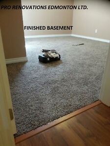 SUMMER IS HERE! RENOVATIONS HOUSES & FINISHED BASEMENT LOW COST Edmonton Edmonton Area image 3