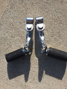 Hiway foot pegs