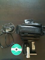 DCR-DVD308 Handycam(R)  ( carrying case, blank DVDs )