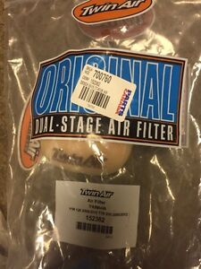 Brand-new in the package Air filter Yamaha TT R