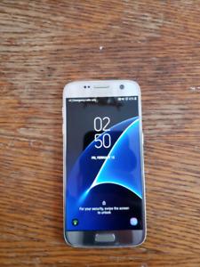 Samsung S7 Silver 32gb