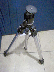 Manfrotto 190 Tripod PHOTO/VIDEO 3D AXIS & ProBALL HEAD 308 VG
