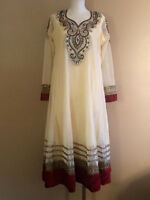 Indian/Pakistani party wear outfits (Anarkali/Patiala suits)