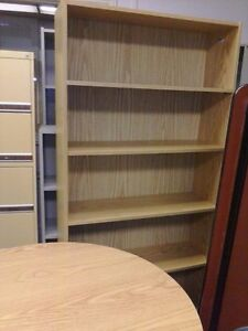 Variety of bookcases and shelves available