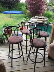 Swivel Bar Stools Chairs For Sale