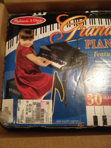 Grand Piano for kids-brand new-