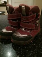 Girls size 6 Winter Boots