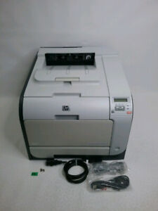 HP COLOR LASERJET PRINTER CP2025DN 60,000 PAGE COUNT