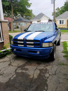 1996 Dodge Indy edition pickup