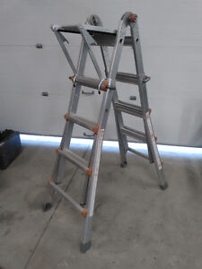 Little giant m17 ladder