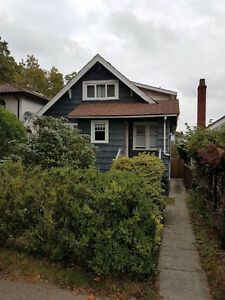 Furnished Basement Minutes from Kits, Broadway and UBC