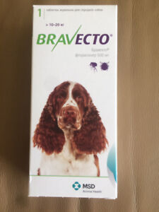 Bravecto flea and ticks long term prevention for dogs