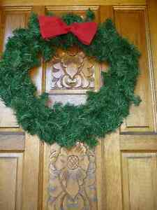 NICE CHRISTMAS WREATH North Shore Greater Vancouver Area image 1