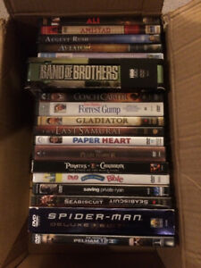 Movies For Toonies - DVDs In Excellent Condition