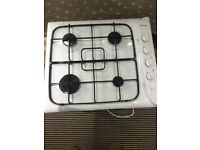 INDESIT PI640 A WHITE GAS HOB EXCELLENT CONDITION