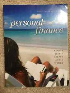Personal finance textbook