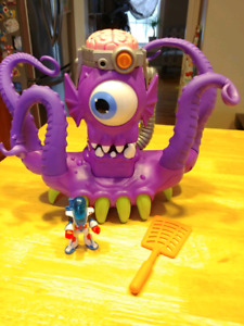 Imaginext Giant Octopus
