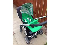 SOLA Travel System Pram suitable from birth