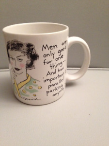 mug - humorous about men