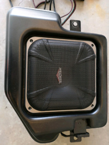 Ram Kicker Powered subwoofer and enclosure. Like New