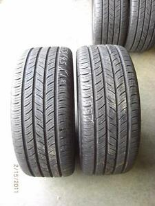 205/75R16	 Continental Pro Contact Set of 2 Used allseason tires 75%tread left Free Installation and Balance