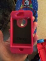 Otter box with rubber I have it but it not that great