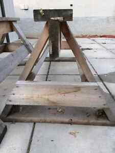 Wooden stands for sale Edmonton Edmonton Area image 3