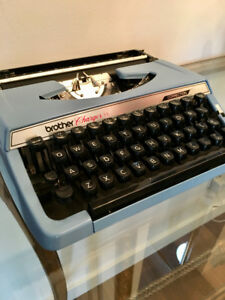 BROTHER CHARGER 11 Correction. Typewriter,Dactylo. Made in Japan