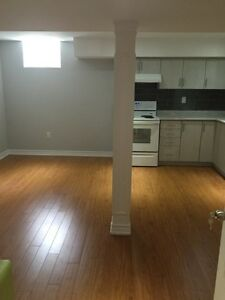 BRAND NEW MUST SEE 1 bdrm bsmt apt for rent August 1st