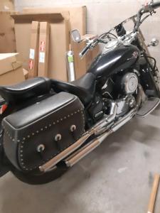 2001 Yamaha V Star Classic 1100 cc