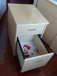 2- Drawer File Cabinet for Sale