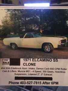 1971 El Camino SS