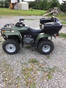 2003 HONDA FOURTRAX 250 2WD