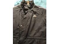 Adidas winter jacket .