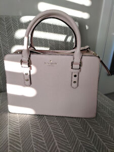 New Kate Spade leather purse -  light pink blush bag