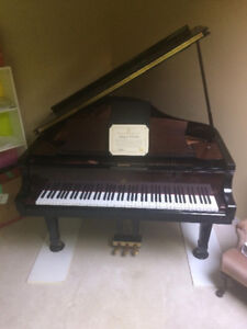Pramberger Grand Piano in Excellent Condition