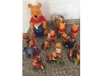 Winne the Pooh Ornaments/money box