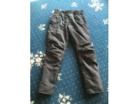 JUNIOR MOTORCYCLE TROUSERS TUZO