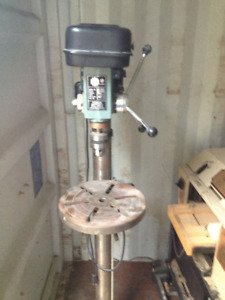 Drill Press made by King