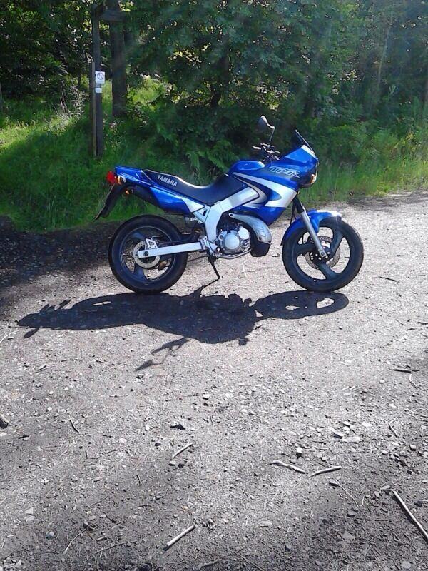 yamaha tdr 125 two stroke in bathgate west lothian gumtree. Black Bedroom Furniture Sets. Home Design Ideas