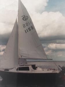 Sandpiper Sailboat - Easy handling, Great deal !