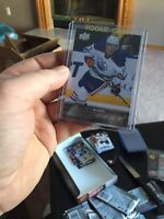 Connor McDavid Rookie Card.