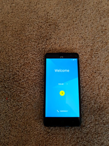 BRAND NEW ZTE Z957A  CELL PHONE UNLOCK  GOT FROM FREEDOM