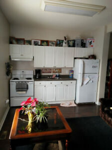 OPEN, BRIGHT and CLEAN BACHELOR apartment for RENT