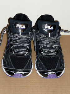 Running Shoes ... Fila .. Size 9 : In excellent condition : Cambridge Kitchener Area image 2