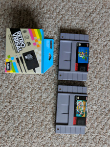 N64, SNES, Xbox games and controllers