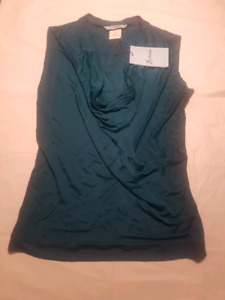 Marciano by Guess Teal Shirt Small BNWT