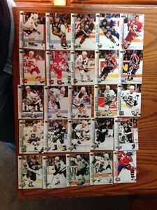 For Sale: Pro Set 1992 Hockey Cards